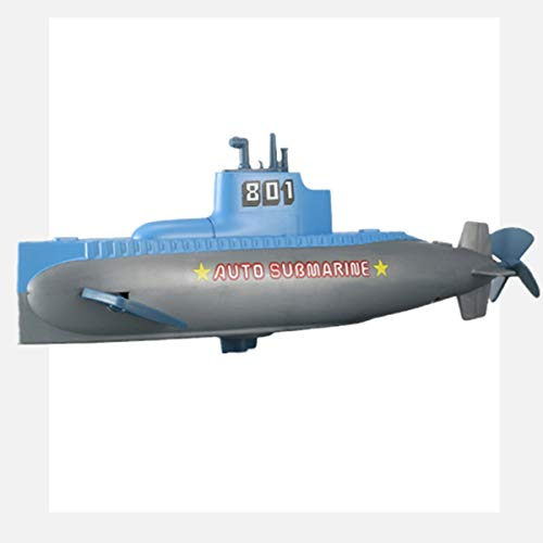 AERVEAL Bounce Ball, 24Cm Wind Up Submarine Bath Toy Piscina Juguete de Buceo para bebés, niños pequeños, niños, Adolescentes