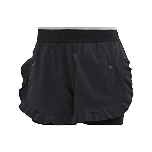 adidas Mujer HIIT Short Pantalones Cortos Mujer Negro, 2XS