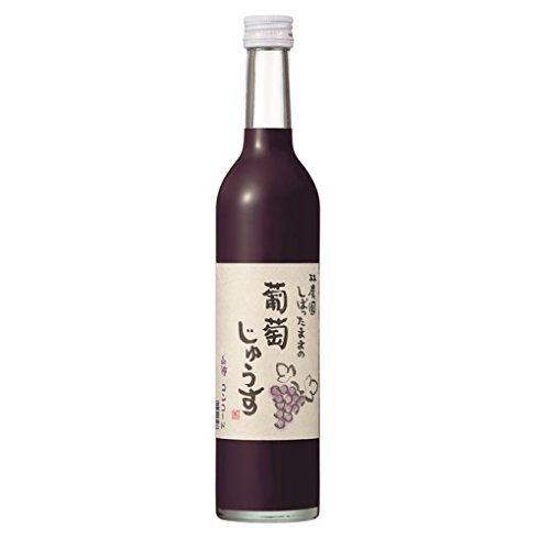 林農園 天然果汁100% しぼったままの葡萄じゅうす コンコード 500ml ×6本 1ケース [ 五一わいん 信州 桔...