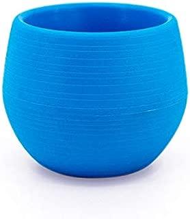blue and white planter pots australia