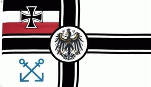 Yantec Flaggen Reichsflagge der Lotsen Fahne 90 * 150 cm
