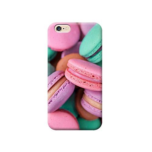TheBigStock Cover Custodia per Tutti Modelli Apple iPhone x 8 7 6 6s 5 5s Plus 4 4s 5c TPU - AE19 Macarons, iPhone 6