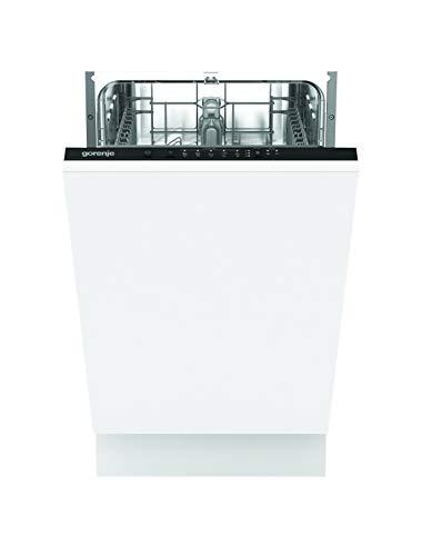 Gorenje GV 52040 Vollintegrierbarer Geschirrspüler / 45cm / 9 Maßgedecke / 5 Programme / vollständiger Überlaufschutz