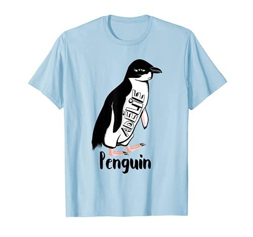 Pinguino di Adelia Adelie Penguin Maglietta