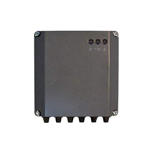 Kit para gestión de 2 zonas directas, sin accesorios hidráulicos, con protocolo de comunicaciones BusBridgeNet, color gris (Referencia: Ariston 3319130), estándar