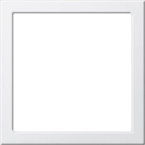 Gira Système//Standard 55 Set Blanc Interrupteur va et vient 010600 Cadre 021103 bascule 029603