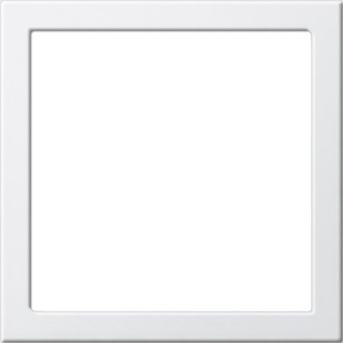 GIRA 264803 - Cornice system 55, colore: Bianco puro