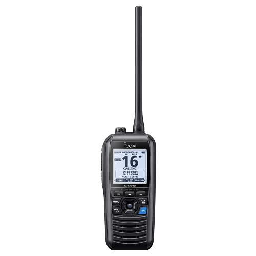 RICEVITORE RADIO MARINO ICOM IC-M94 VHF CON RICEVITORE DSC & AIS