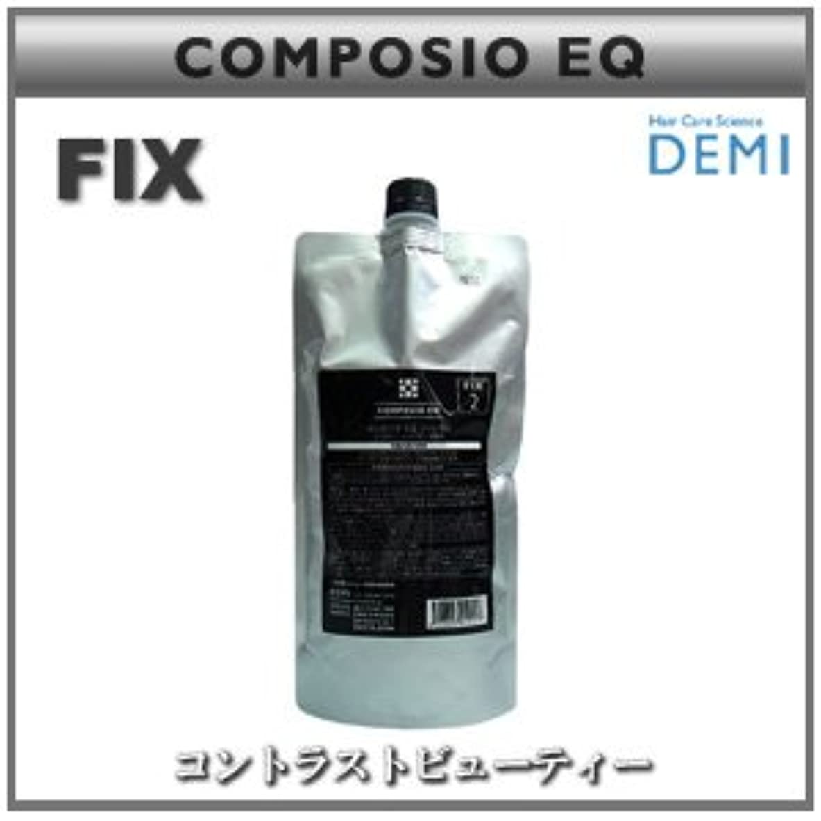 グリース電化するチェリー【X5個セット】 デミ コンポジオ EQ フィックス 450g