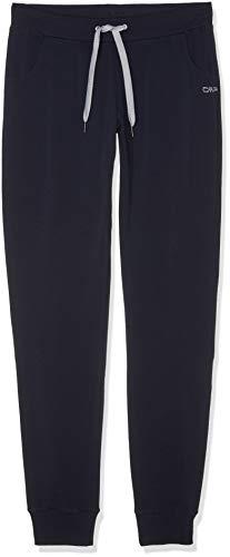CMP Pantalone Lungo in Morbido Cotone Stretch, Donna, Navy, 48