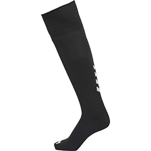 hummel hmlPROMO Football Sock Calcetines de fútbol, Negro, 38 Unisex Adulto