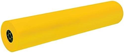 DecGoldl Flammenhemmende Kunst-Rolle, 91,4 x 1,000 m, 1 Rolle Gold