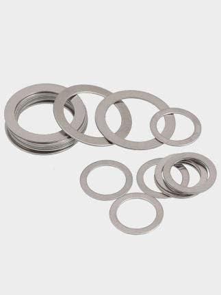WSHR-52985 50pcs Rapid rise M5 Sale special price OD 7mm-10mm Wa Washers Ultra-Thin Flat Metal