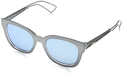 Dior Damen Diorama1 A4 Y1C 52 Sonnenbrille, Blau (Blue/Blue)