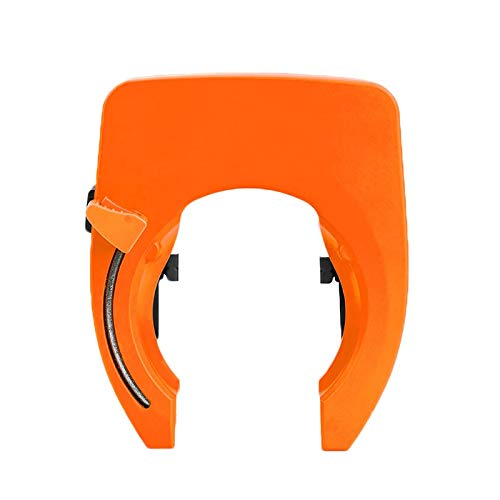 JZUKU Cadena de Bicicletas de Bicicletas Bluetooth Bluetooth Smart Herryshoe Lock Bloqueo De Bicicleta Herreras Alicates Anti-Theft Tamper Lock Aplicación Desbloquear Bicic Lock Remote Desbloqueo