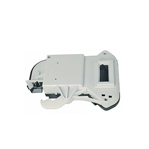 Verriegelungsrelais EMZ Türschloss Türverriegelung Waschmaschine ORIGINAL Miele 4842085 in Geräten mit links sitzendem Türscharnier passend Neckermann W400 MONDIA W383 W398 W3241 W3261 W504 uvm
