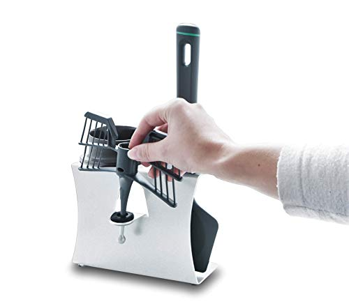 Zubehör Halter für Thermomix® TM6 Weiß von Leckerhelfer