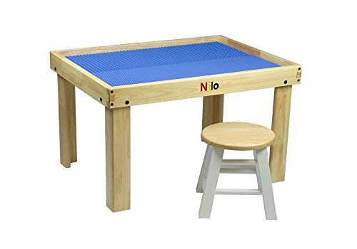 Nilo Lego and Duplo Compatible Table