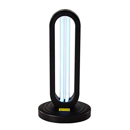 Uv-Kiemdodende Afstandsbediening Timer 36 Watt Tafellamp Desinfectie Lucht & Gratis Uvc-Licht, Thuis Kiemdodende Lamp Naast Mijt Ultraviolette Lamp