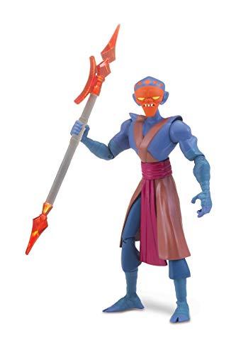 Tortugas Ninja ROTMNT - Figura articulada de 12 cm con Accesorios, Foot Ninja (Origami Ninja), con carapacho para Guardar Armas, Juguete para niños a Partir de 4 años, TU2029