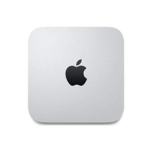 Mac Mini PC, Dual Core i5 da 1.4 GHz, 4 GB RAM, 500 GB HDD, Intel HD Graphics 5000, Argento (Ricondizionato)