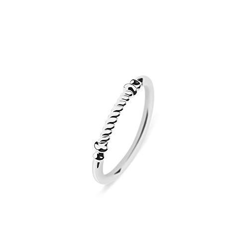 PAUL HEWITT Damen Edelstahl Ring Portside - Damenring Edelstahl, Ring für Damen in Silber