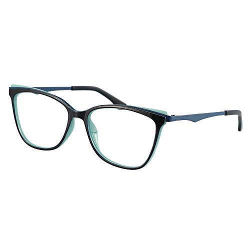 EnzoDate Overgang Fotochroom Kattenoog Leesbril 0 tot 400 TR90 Hyperopia Dames Zonnebrillen Antivermoeidheid