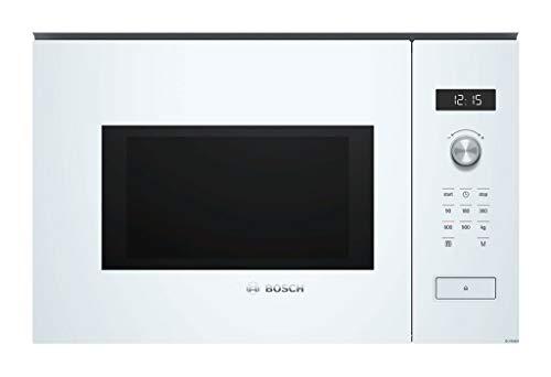 Bosch Serie 6 BFL554MW0 micro-onde Intégré - Micro-ondes (Intégré, Micro-ondes uniquement, 25 L,...