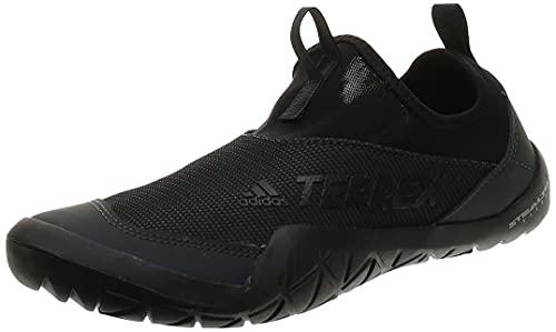 adidas Men's Terrex Climacool Jawpaw Ii Low Rise Hiking Shoes, Black (Cblack Cblack/Cblack/Cblack), 7 UK