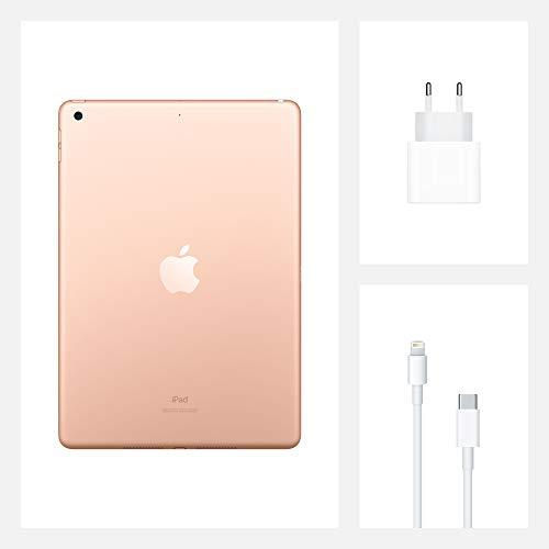 Neues Apple iPad (10,2″, WiFi, 32GB) Gold - 7