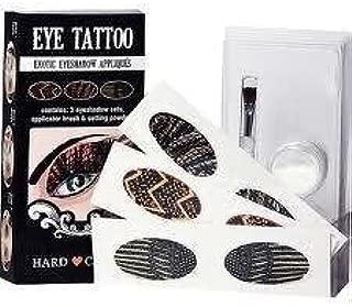 Hard Candy Eye Tattoo Exotic Eyeshadow Application-122 Exotic
