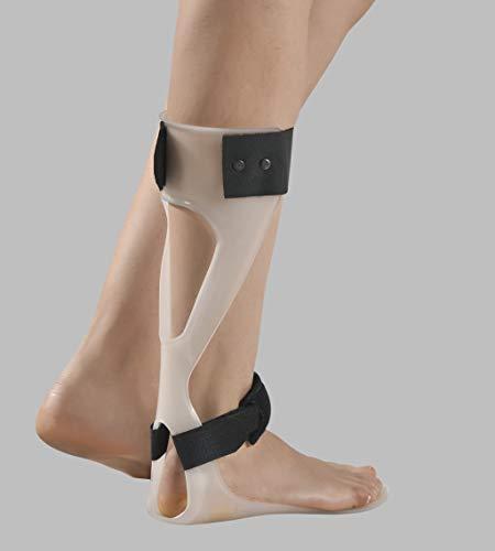 ArmoLine - Soporte ortopédico para pies y pies, para ortosis, para hombre y mujer (izquierda, pequeño (2 – 4,5 Reino Unido/34 – 37 UE))