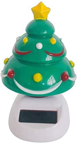 WXH Spielzeug Spielzeug Spielzeug Tanzen Figürchen Haus-Auto-Armaturenbrett Fenster Ornament Kinder Spielzeug Weihnachtsbaum Weihnachtsbaum