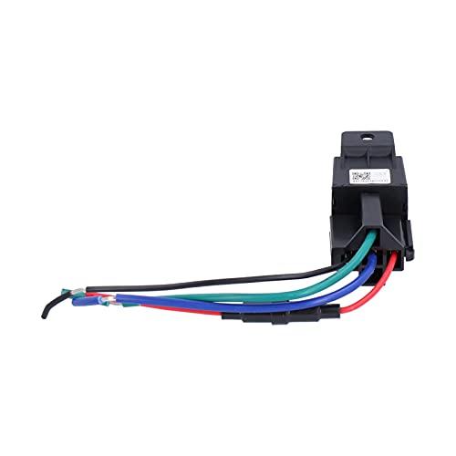 FASJ Rastreador de automóviles, localizador GPS de Alto Rendimiento ABS Modo de posicionamiento múltiple Inteligente para Motocicleta para monitoreo de ubicación para Robo para Bicicleta