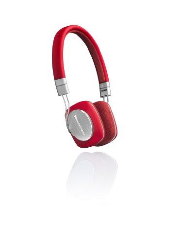 Bowers&Wilkins 16005 P-3 koptelefoon opvouwbaar, rood