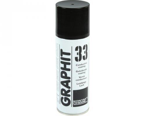 Buttschardt - Graphit 33 Spray 200 Ml