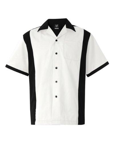 Hilton Bowling Retro Cruiser, White/Black, XXX-Large