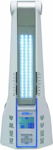 Davita 40018 LED-Lichtwecker VITAclock Premium