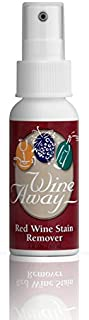 Wine Away Red Wine Stain Remover, Spray and Wash Laundry to Vanish Stain Wine Out Zero Odor, 2 Ounce, Set of 2