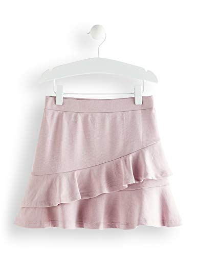 Amazon-Marke: RED WAGON Mädchen Rock Ruffle, Pink (Pink), 110, Label:5 Years