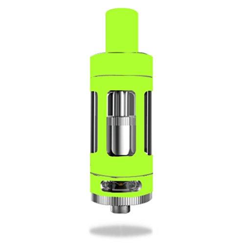 Decal Sticker Skin WRAP Light Green Solid Color for Kangertech Subtank Mini