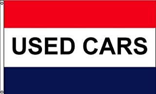 Used Cars 3x5 Flag New 3 x 5 Car Lot Banner Sign
