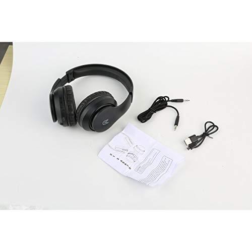 Morninganswer Auricular de Cabeza Colgante Moda clásica Fuente de alimentación Duradera Sonido Impermeable y de Alta fidelidad