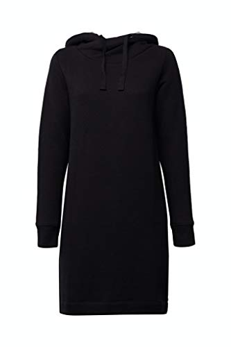 edc by Esprit 120CC1E323 Vestido, 001/Black, L para Mujer