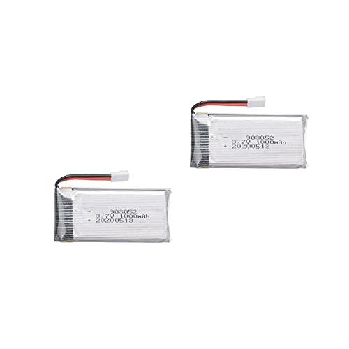 2 Pz 3.7v1800mah Batteria Ricaricabile Ai Polimeri Di Litio 903052, Per Ky601s Syma X5 X5s X5c X5sc X5sh X5sw M18 H5p H11d H11c Pezzi Di Ricambio Per Telecomando Drone