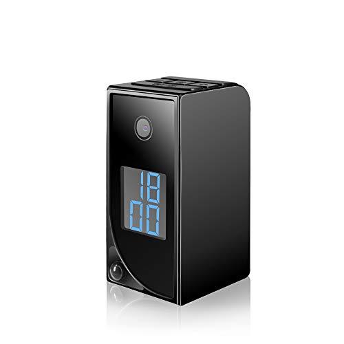 16 GB 1080P HD PIR Cámara espía oculta WiFi inalámbrica Despertador Cámara...