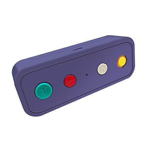 QUMOX Gbros. Adattatore Bluetooth Senza Fili per Nintendo Switch