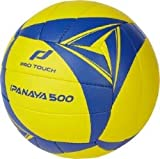 Pro Touch Ipanaya 500 Ballon de Beach Volley Jaune/Bleu