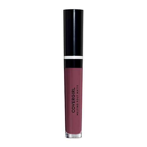 COVERGIRL Melting Pout Matte Liquid Lipstick (Secret) $3.35 w/ S&S + Free Shipping w/ Amazon Prime or Orders $25+