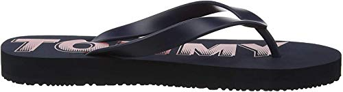 Tommy Hilfiger Tommy Jeans Rubber Beach Sandal